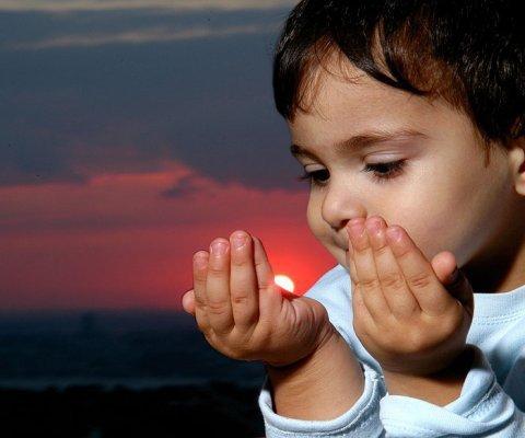 Anak kecil doa(3)